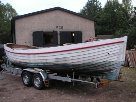 Zweedse sloep 26-09-2009